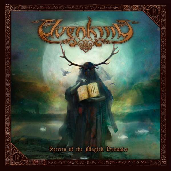 ELVENKING - Secrets Of The Magick Grimoire - Ltd. Digipak