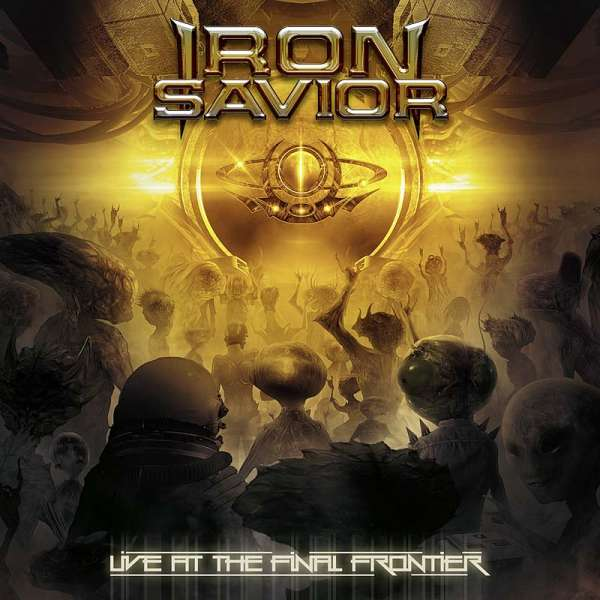 IRON SAVIOR - Live At The Final Frontier (2CD-Digipak+DVD)