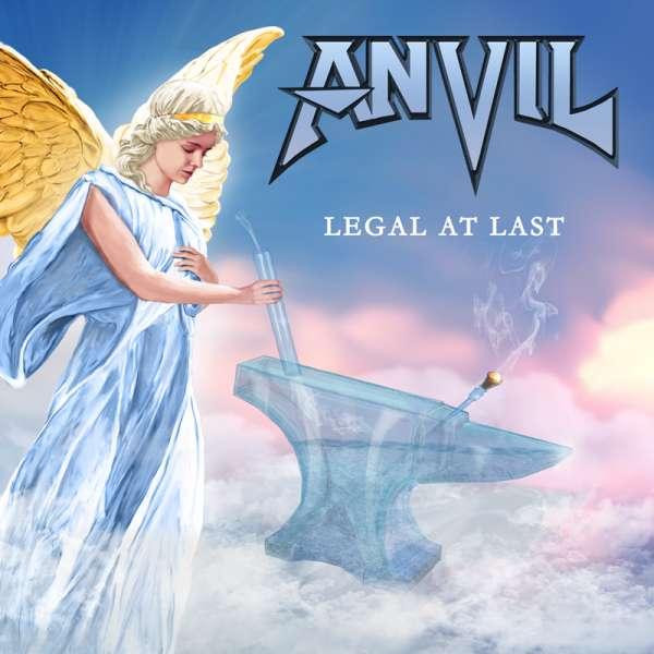ANVIL - Legal At Last - Ltd. Digipak-CD