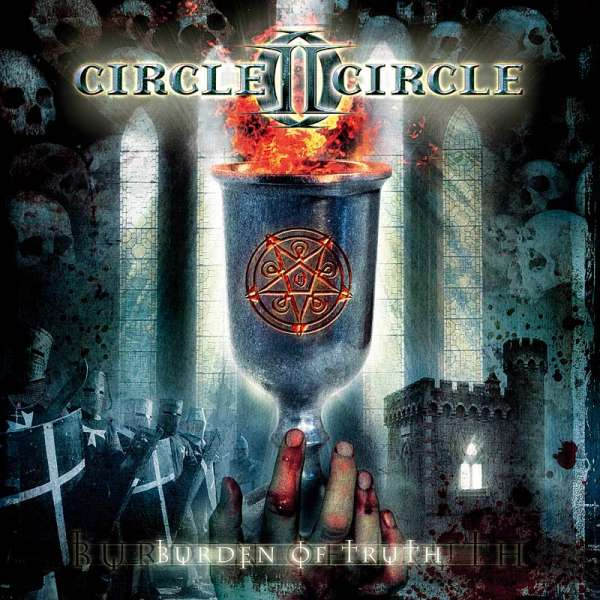 CIRCLE II CIRCLE - Burden Of Truth (Ltd. Digibook)