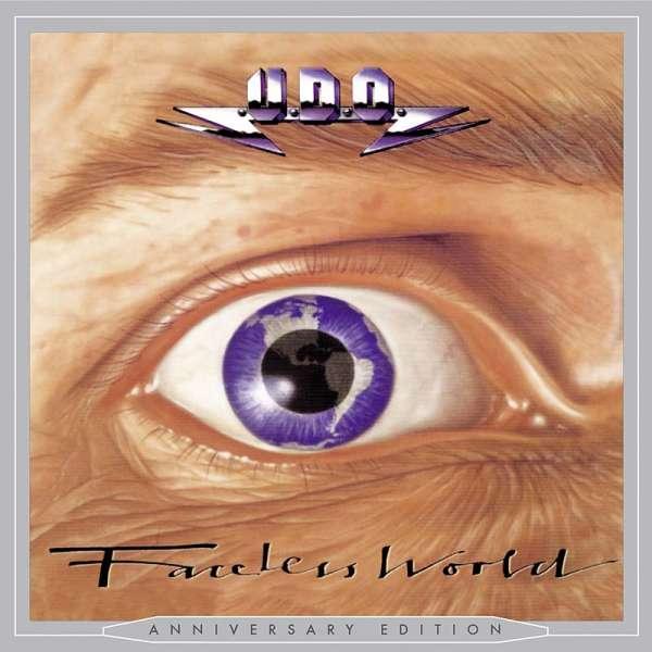 U.D.O. - Faceless World (Anniversary Edition) - CD