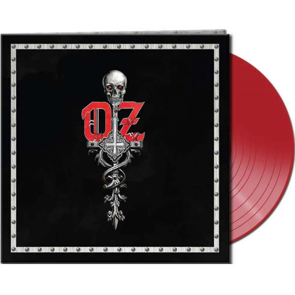 OZ - Transition State - Ltd. Gtf. Clear Red Vinyl