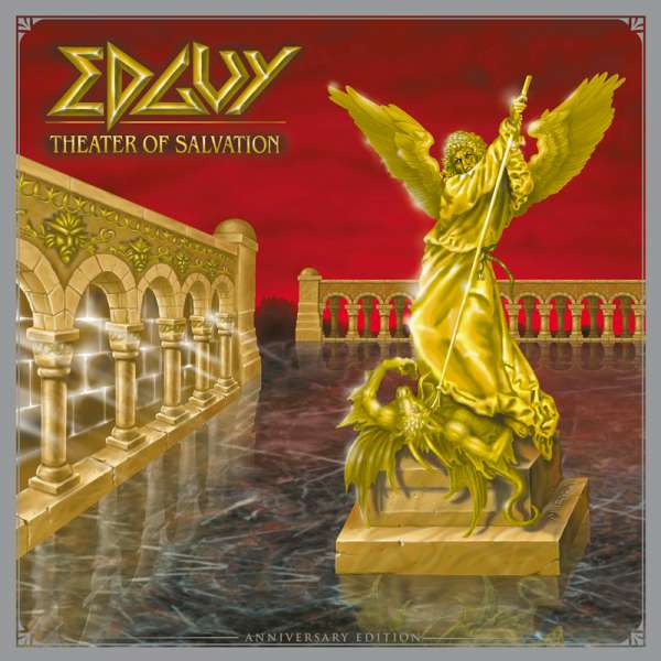 EDGUY - Theater Of Salvation (Anniversary Edition) - 2-CD Digipak