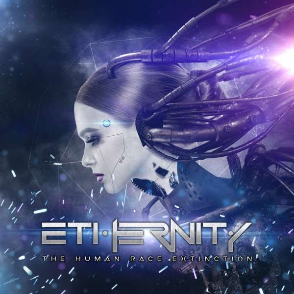 ETHERNITY - The Human Race Extinction - Digipak CD