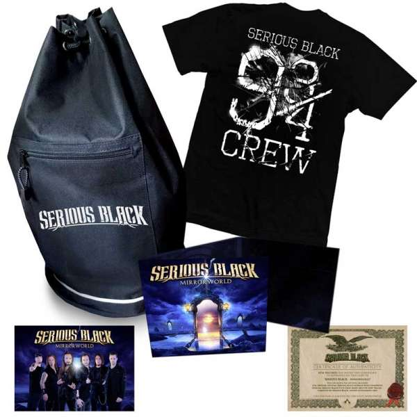 Serious Black - Mirrorworld - Ltd. Boxset (Size L)