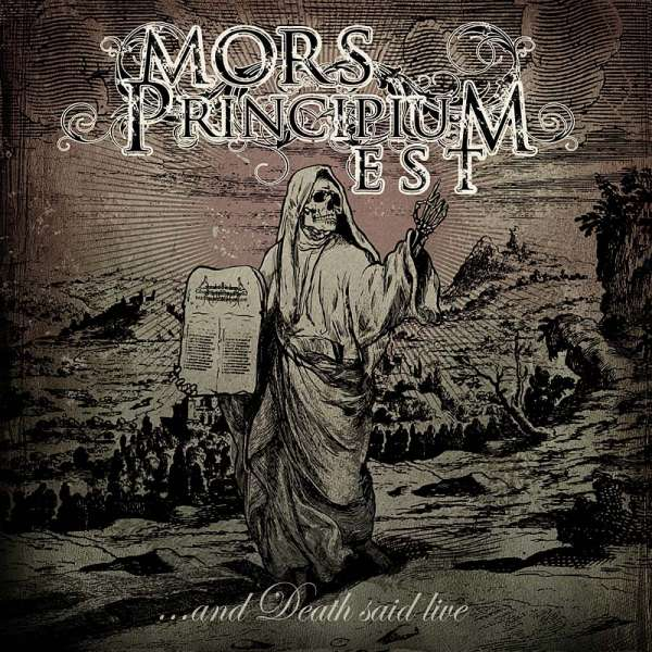 MORS PRINCIPIUM EST - ...and Death said live - CD