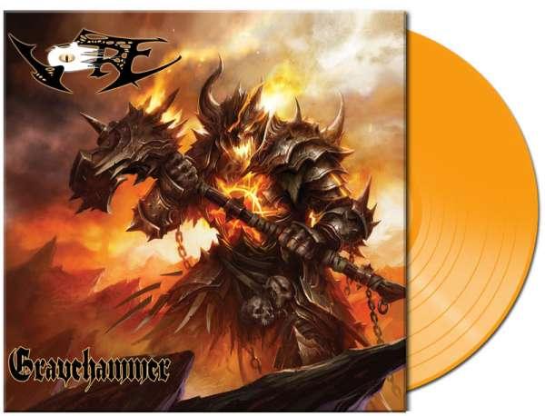 VORE - Gravehammer - Ltd. ORANGE TRANSPARENT LP