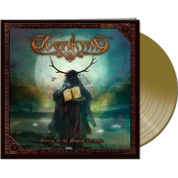 ELVENKING - Secrets Of The Magick Grimoire - Ltd. Gtf. Gold Vinyl