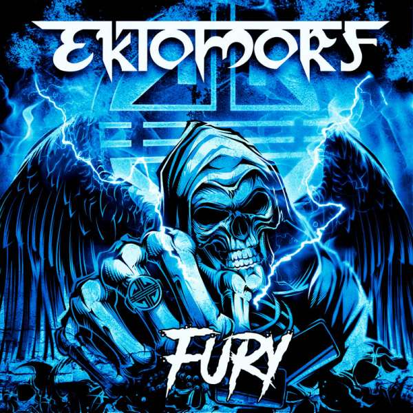 EKTOMORF - Fury - Digipak