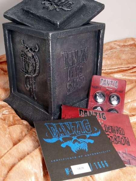 DANZIG - Deth Red Sabaoth - Ltd. Fanbox