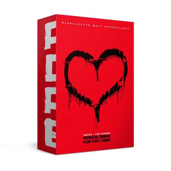 SWISS & DIE ANDERN - Randalieren für die Liebe - Ltd. Red Box