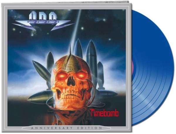U.D.O. - Timebomb (LP-blue Vinyl)