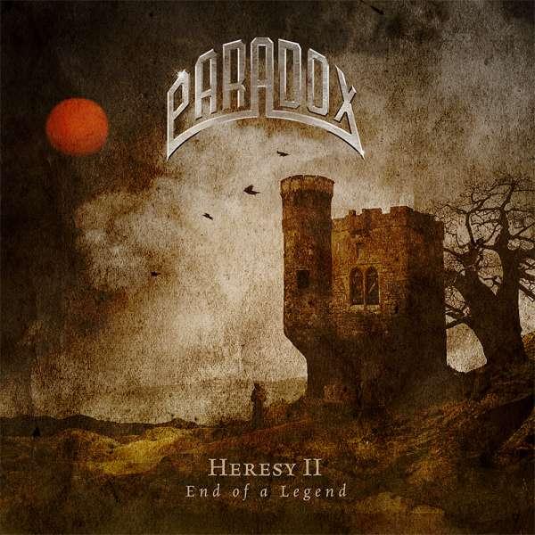 PARADOX - Heresy II - End Of A Legend - Digipak-CD