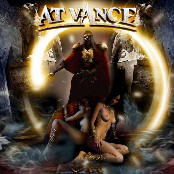 AT VANCE - VII - CD