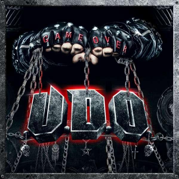 U.D.O. - Game Over - Digipak-CD
