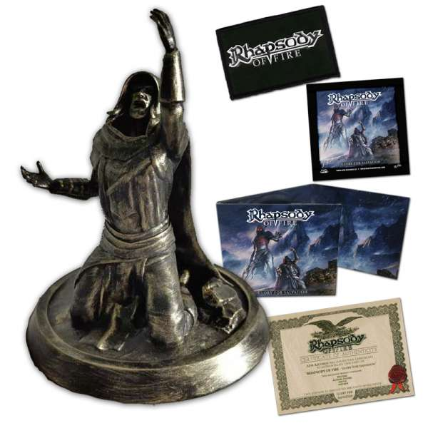 RHAPSODY OF FIRE – Glory For Salvation - Ltd. Boxset