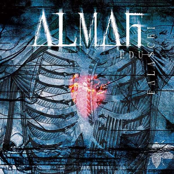 ALMAH / EDU FALASHI - Almah (Ltd. Digipak)