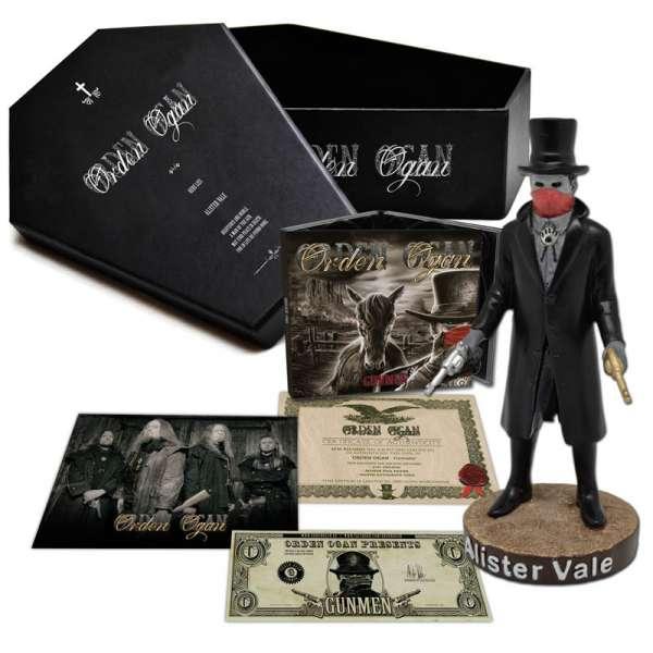 ORDEN OGAN - Gunmen - Ltd. Boxset