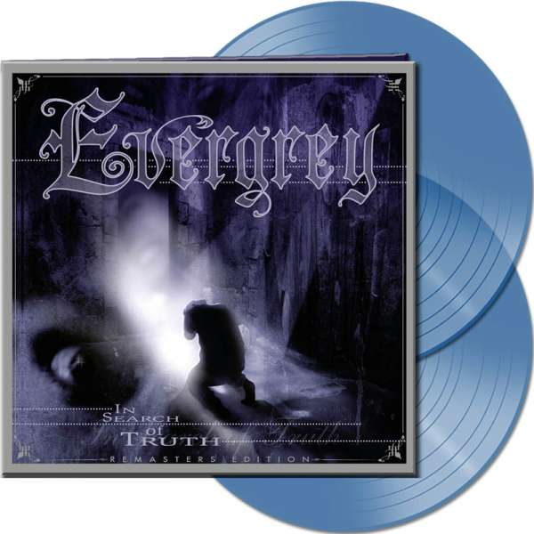 EVERGREY - In Search Of Truth (Remasters Edition) - Ltd.Gtf.CLEAR BLUE 2-LP