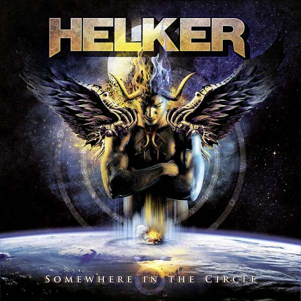 HELKER - Somewhere In The Circle (Digipak)