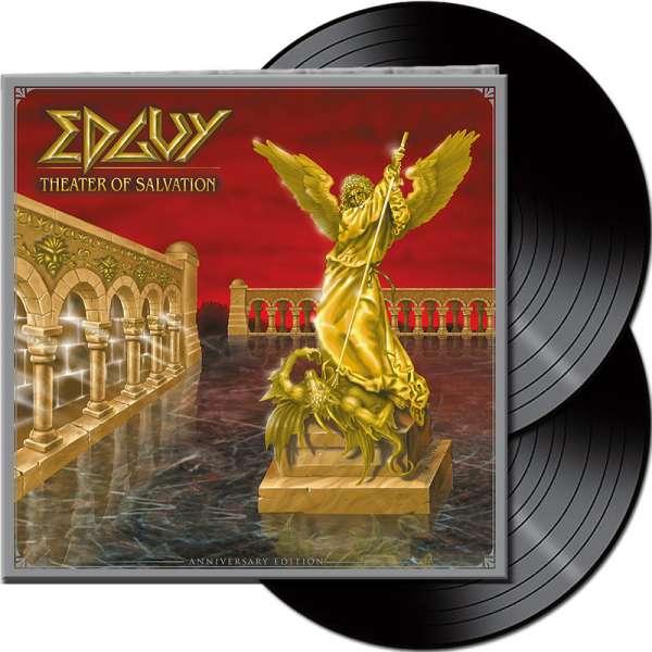 EDGUY - Theater Of Salvation (Anniversary Edition) - Ltd. Gatefold BLACK 2-LP
