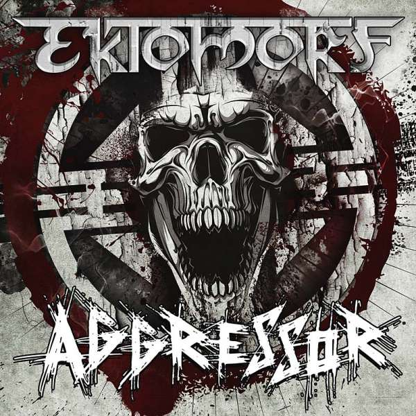 Ektomorf - Aggressor - CD Jewelcase