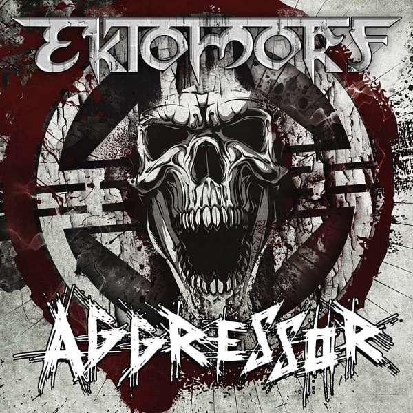 Ektomorf - Aggressor - CD Jewelcase