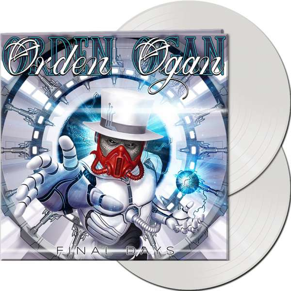 ORDEN OGAN - Final Days - Ltd. Gatefold WHITE 2-LP