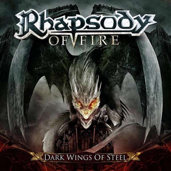 RHAPSODY OF FIRE - Dark Wings Of Steel - Digipak-CD
