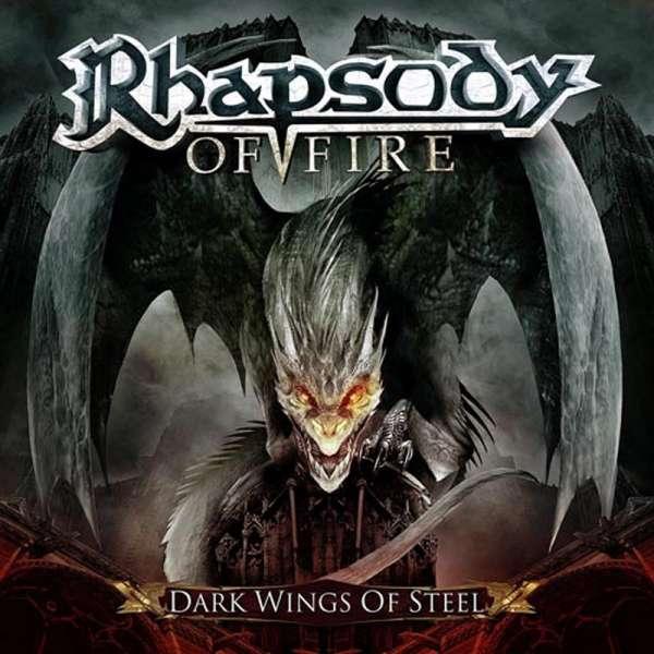 RHAPSODY OF FIRE - Dark Wings Of Steel (Digipak)