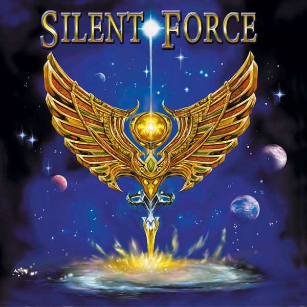 SILENT FORCE - The Empire Of Future