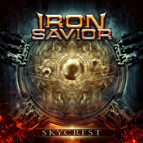 IRON SAVIOR - Skycrest - Digipak-CD
