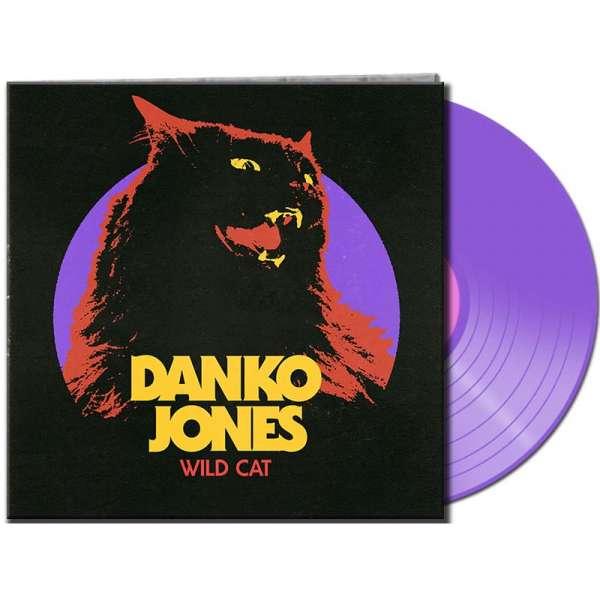 DANKO JONES - Wild Cat - Ltd. Gtf. Purple Vinyl