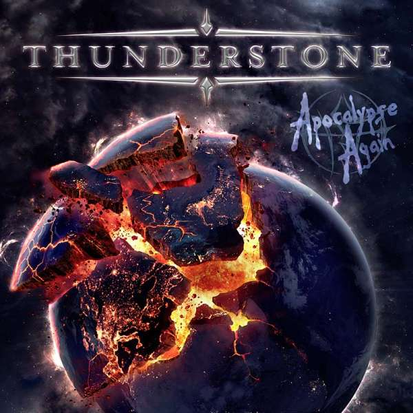 THUNDERSTONE – Apocalypse Again - CD Digipak