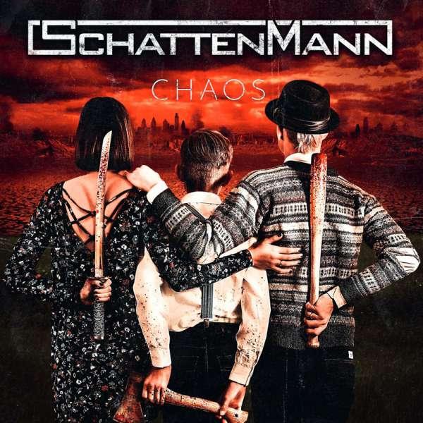 SCHATTENMANN - Chaos - Digipak-CD