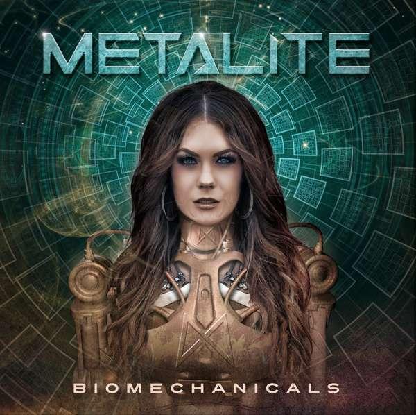 METALITE - Biomechanicals - CD Jewelcase