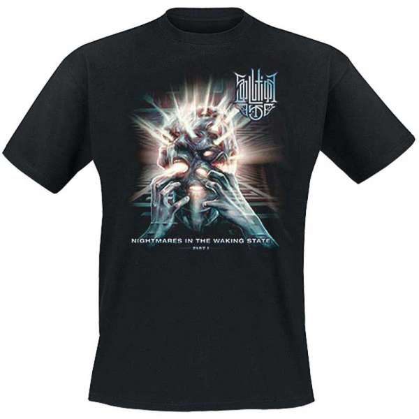 SOLUTION .45 - Nightmares In The Waking State - Part I - Shirt (Gr. XL)