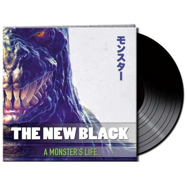 The New Black – A Monster's Life – Gtf. Black Vinyl