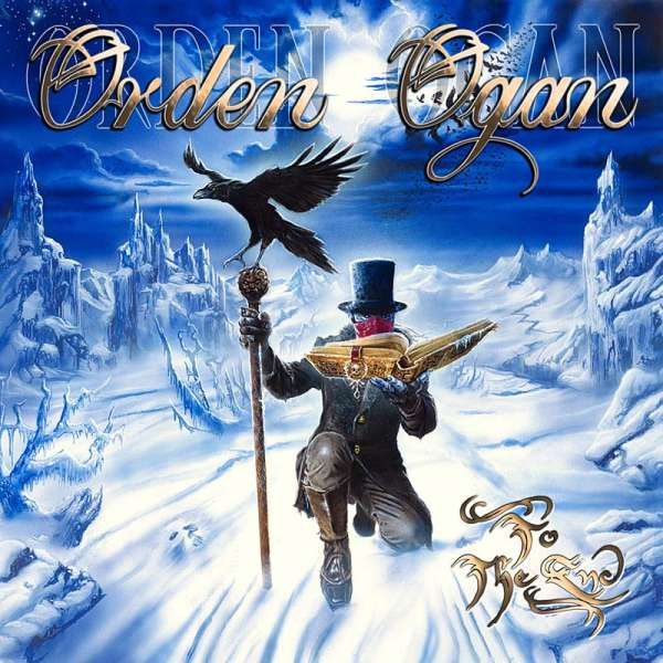 ORDEN OGAN - To The End (Ltd.Digi/DVD)