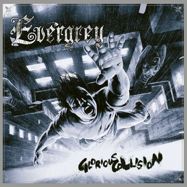 EVERGREY - Glorious Collision (Remasters Edition) - Digipak-CD