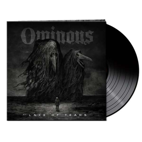 LAKE OF TEARS - Ominous - Ltd. Gatefold BLACK Vinyl