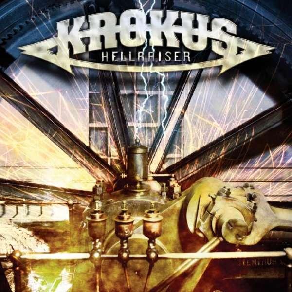 KROKUS - Hellraiser - Gtf. 2-Vinyl Schwarz