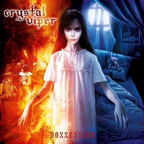 CRYSTAL VIPER - Possession