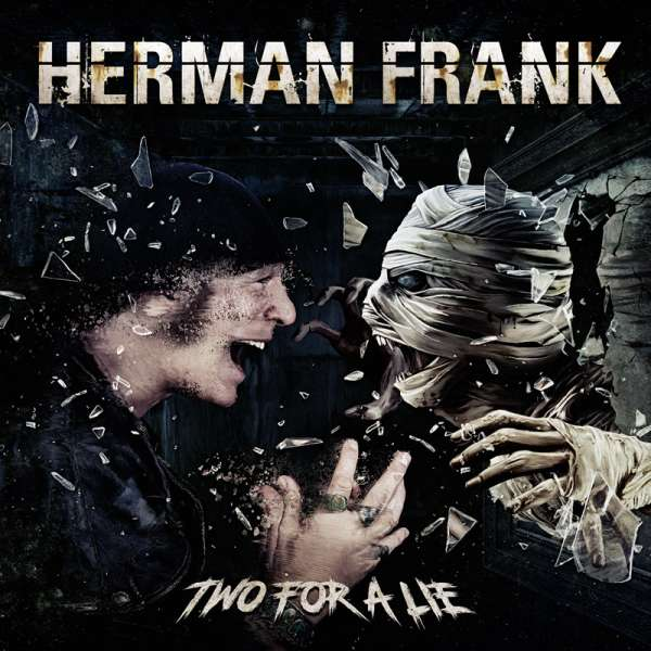 HERMAN FRANK - Two For A Lie - Digipak-CD