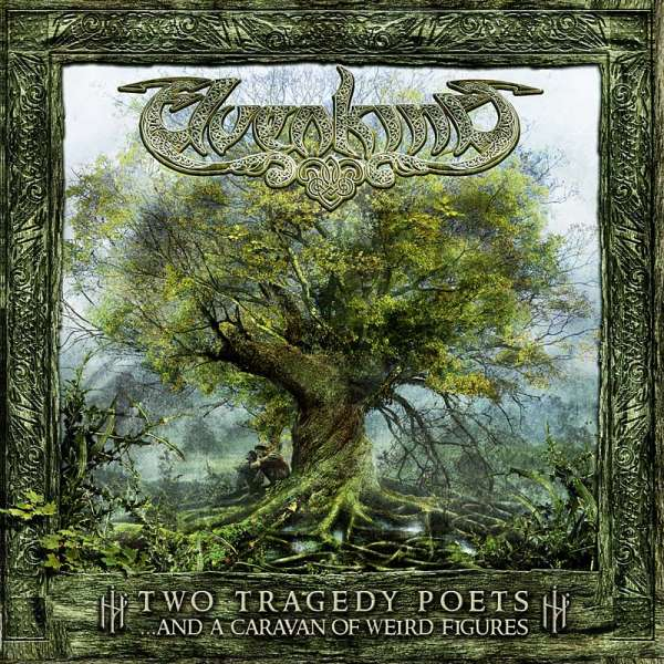 ELVENKING - Two Tragedy Poets CD