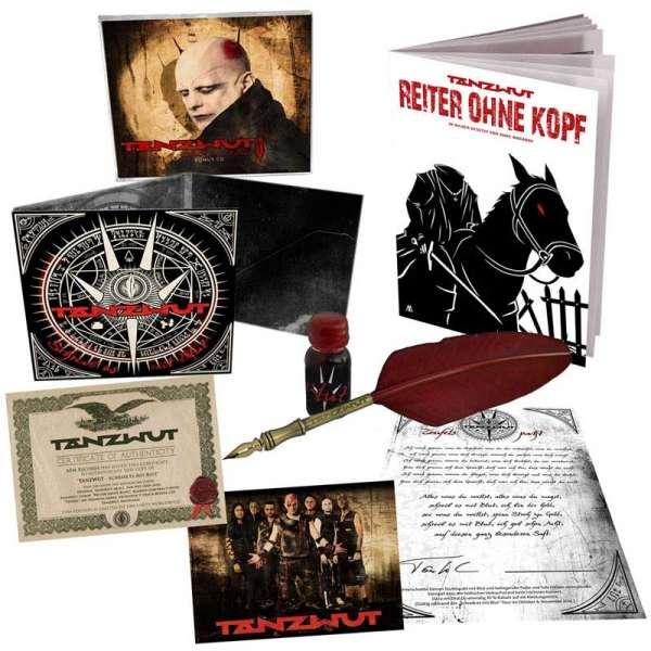 "Tanzwut - ""Schreib Es Mit Blut"" - Ltd. Boxset"