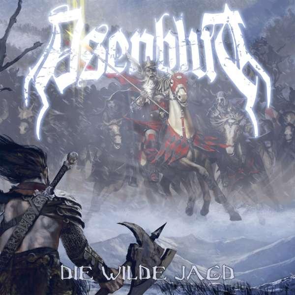 ASENBLUT - Die Wilde Jagd - Digipak CD