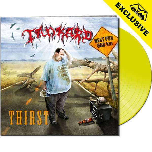 TANKARD - Thirst (LP)