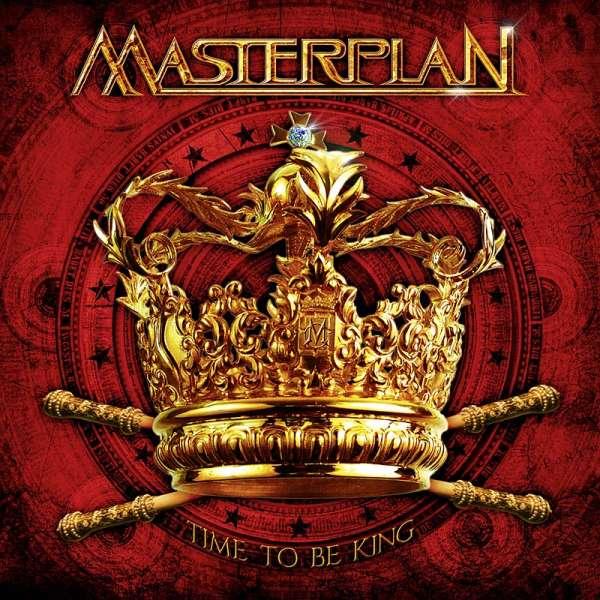MASTERPLAN - Time To Be King (Ltd. Digipak)