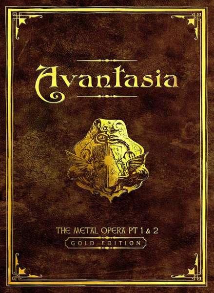 AVANTASIA - The Metal Opera - Gold Edition